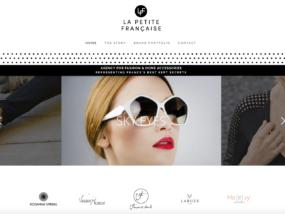 WebMagix portfolio La Petite Francaise