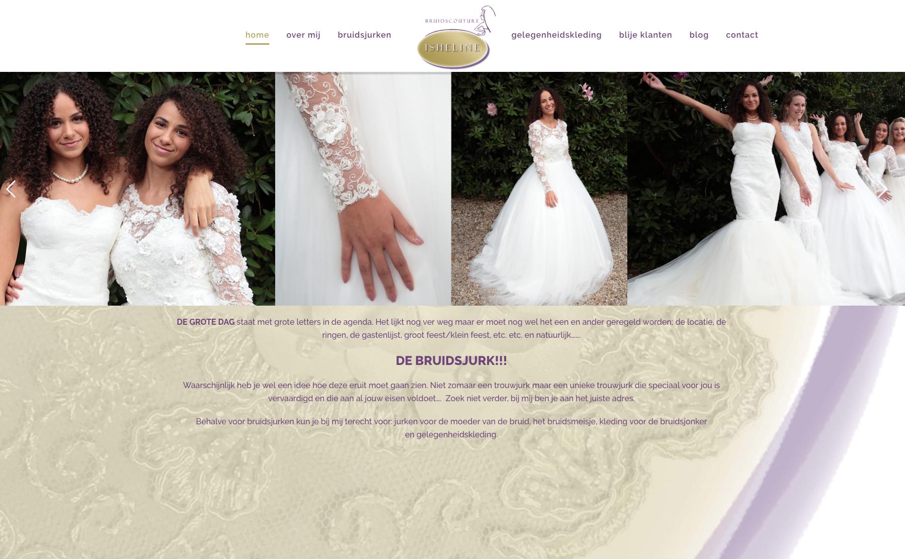 WebMagix-portfolio-Bruidscouture-Isheline
