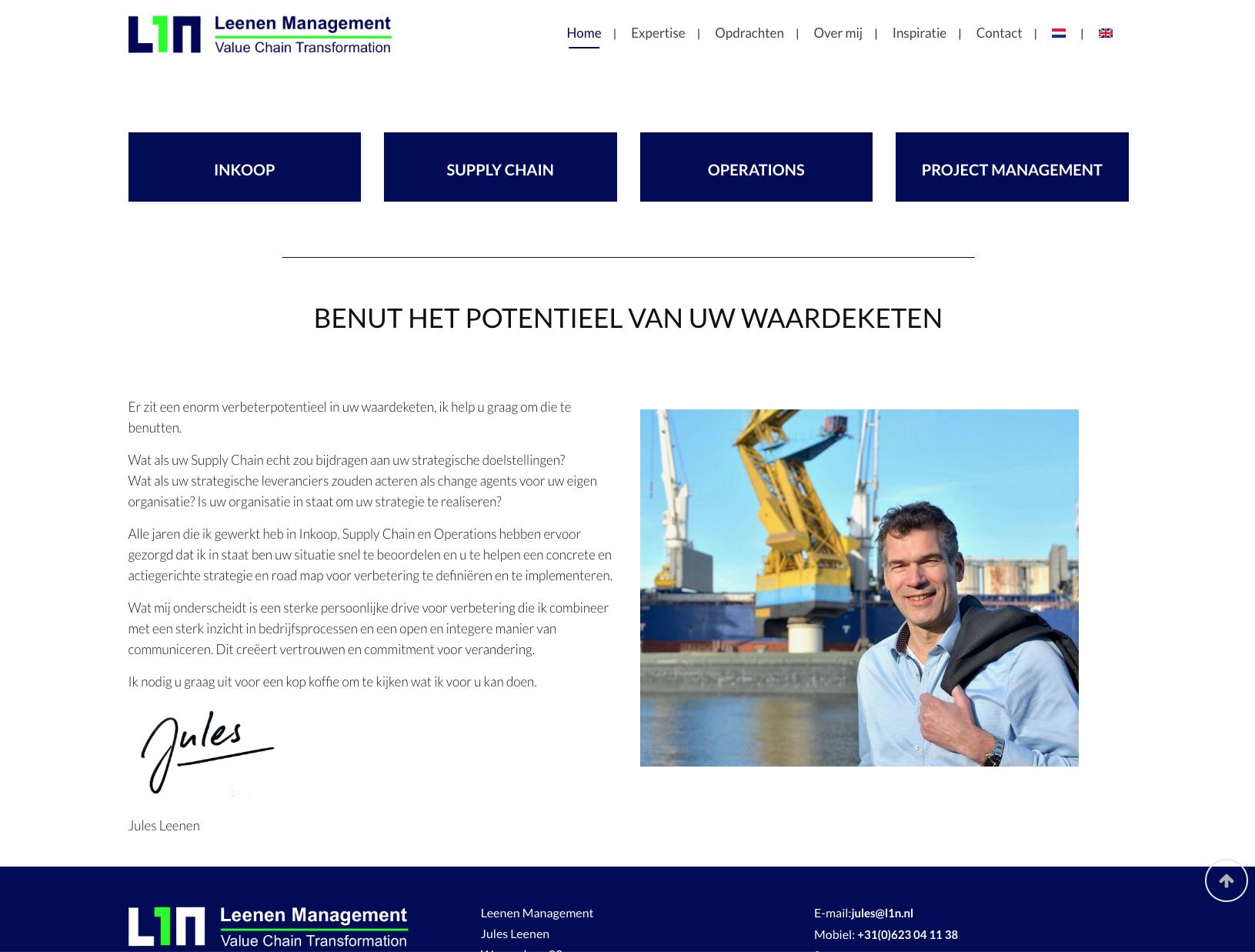 WebMagix-portfolio-Leenen-Management